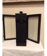 Antique Britelite 200 Magic Lantern Slide Black Organizer Storage Box Ca... - $99.97