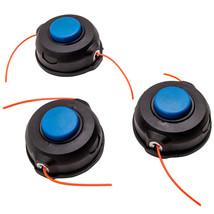 3pcs Tap Trimmer Head for Husqvarna 223R 223L 322C 323C 325C 325CX T25 5... - $27.00