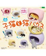 Kitten in House Mini Figure Collection - $10.99