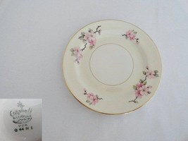 Homer Laughlin Apple Blossom Bread & Butter Plate - $9.27