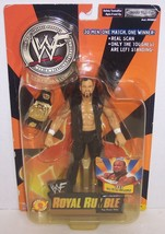 "New! 2002 Jakk's Pacific Royal Rumble ""Tazz"" Action Figure WWF WWE [894] - $22.76"