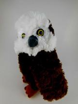 """Owl Plush Alexon Group Agoura Hills Ca 6"""" Wild Ones - $5.93"""