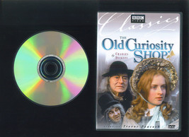 The Old Curiosity SHOP BBC Video DVD 1979 Production Trevor PEACOCK Nata... - $4.99