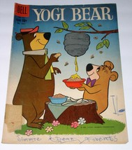 Yogi Bear Comic Book No. 1067 Vintage 1960 Dell - $74.99