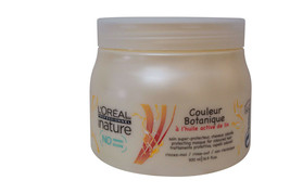 L'Oreal Nature Couleur Botanique Protecting Masque 500 ml 16.9 oz - $58.74