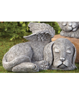 Winged Puppy Garden Memorial - $21.50