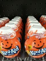 12 bottles Kool-Aid Liquid Drink Mix ORANGE best by 11/26/2021 - $33.00