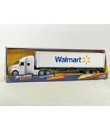 Walmart Free Wheeling Big Rig Adventure Force Toy Container Semi Truck B... - $29.44