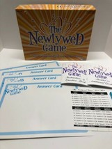Vintage The Newlywed Game by Endless Games 1998 Edition Complete Party Game - $29.65