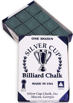 Silver Cup Spruce Chalk 12 Pc Box - $11.99
