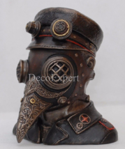 Steampunk Plague Doctor Casket * Free Shipping Everywhere *  - $98.01