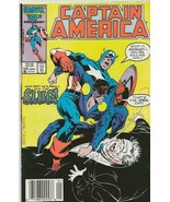 Captain America #325 ORIGINAL Vintage 1987 Marvel Comics 1st Slug - $19.79