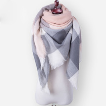 SIMPLESHOW 2017 Luxury Brand Winter Scarf Women Warm Designer Basic Shaw... - $14.30