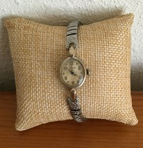 Vintage Women's Wittnauer Watch 10K RGP Bezel S&W For Repair Or Parts Sold As Is - $29.99
