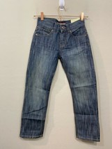 Tommy Hilfiger Revolution Boys Slim  Jean Size 8 New With Tag Dark Wash - $23.76