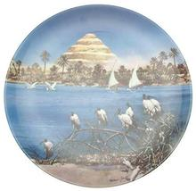 Danbury Mint Wedgwood The Wonders of Nature -The Sacred Nile - CP1212 - $38.22