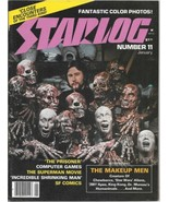Starlog Magazine #12 Close Encounters of The Third Kind Cover 1978 FINE+ - $5.94