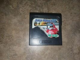 Super Monaco GP (SEGA Game Gear, 1990) - $4.89