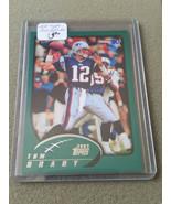 2010 Topps Anniversary Reprints #2 Tom Brady New England Patriots NFL - $3.56