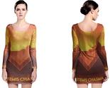 Venus artemis chasma long sleeve bodycon dress thumb155 crop