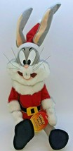 """Bugs Bunny Holiday Christmas Santa by WB Looney Tunes 1997 ~ Approx. 8"""" ... - $14.84"""