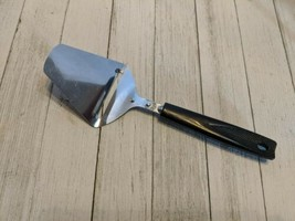 Vintage Ekco Stainless Steel Cheese Slicer Planer Plane Black Handle 9 inches #2 - $9.97