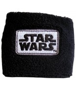 Star Wars Original Name Logo Embroidered Wrist Sport Band NEW UNUSED - $6.65