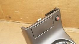 03-04 Infiniti G35 Cpe Sdn Center Console Shifter Trim Bezel 5spd Manual Trans image 2