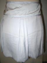 NEW Womens Gap Bubble $50 Skirt NWT 14 Mini Starlight Very light Grayish Purple image 12