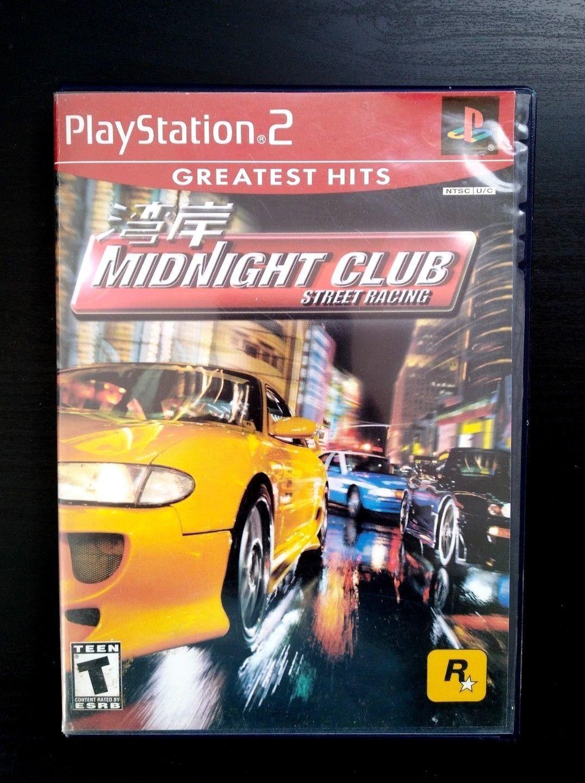 Midnight Club Street Racing Sony And 50 Similar Items
