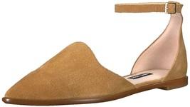 Nine West Women's ORIONA Suede Flat Sandal, - $45.80+