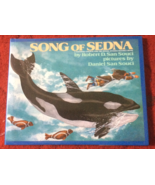 Song of Sedna San Souci legend of an Eskimo madden becoming goddess of t... - $3.99