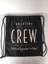 "American Crew Mens PULL ME TIGHT BACK PACK Tote 18""x16"" - $11.76"