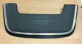 BMW E46 M3 Black Convertible Top Compartment Lid Tonneau Cover 2000-2006 OEM - $198.00