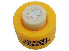 Punch Bunch Mini Punch, Maple Leaf #8P-376