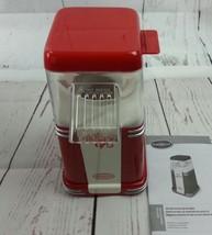 Nostalgia Hot and Fresh Popcorn Maker  50s style. - £16.67 GBP