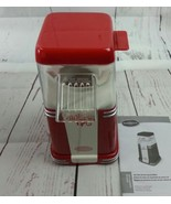 Nostalgia Hot and Fresh Popcorn Maker  50s style. - $23.33