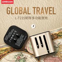 Universal Multi Charger Adapter World Wide International Travel Plug US ... - $32.40