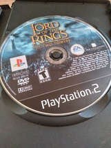 Sony PS2 The Lord Of The Rings: The Two Towers image 3