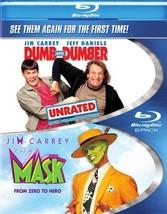 Mask/Dumb & Dumber (Blu-Ray/Dbfe)