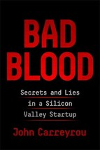 Picador Bad Blood: Secrets Lies in a Silicon Valley Startup Paperback - $5.21