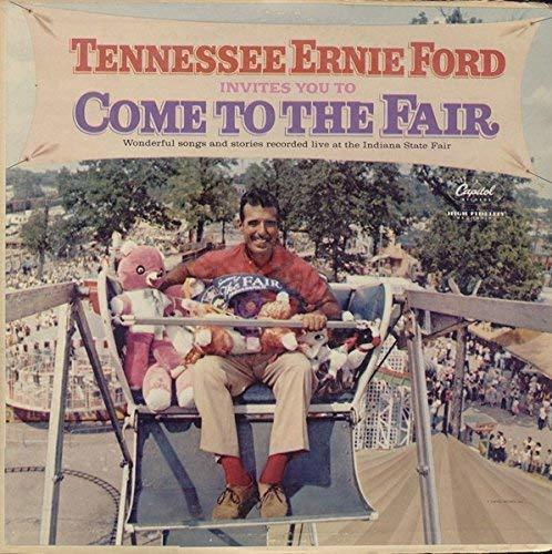 Primary image for Tennessee Ernie Ford Invites You To Come To The Fair [Vinyl] Tennessee Ernie For