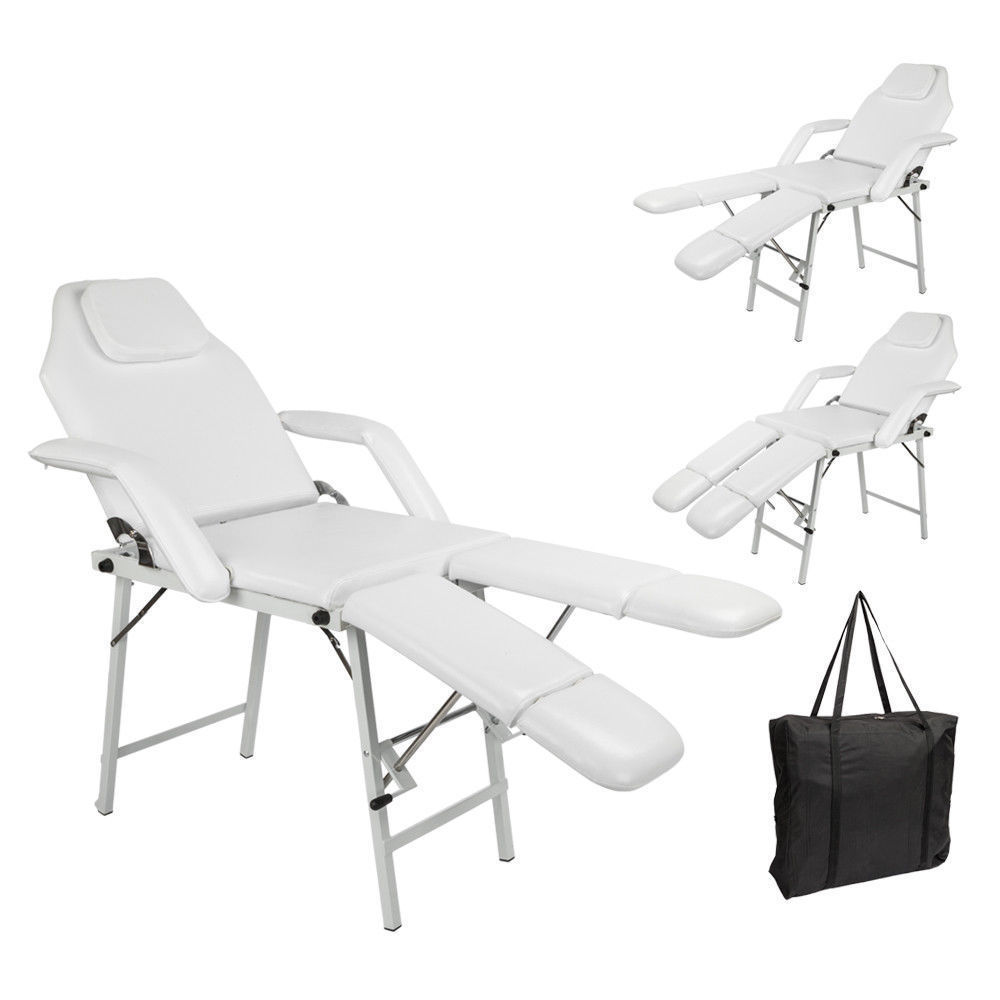 NEW! Physio-Therapy Bed Massage Spa Salon Facial Table Chair