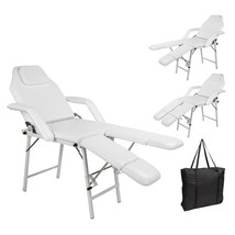 NEW! Physio-Therapy Bed Massage Spa Salon Facial Table Chair   - $161.26