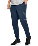 Under Armour Mens Project Rock Terry Jogger Pants 1345820-408 Sizes M - ... - $44.98