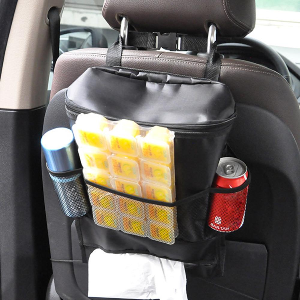 Bag travel camping organiser insulated lightweight cooling bag drinks holder cooler multi pocket