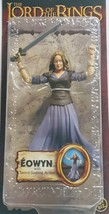 Eowyn Lord of the Rings The two towers Action Figure Toy Biz New sealed - $10.00