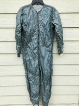 1976 GENUINE US AIR FORCE LINER ANTI-EXPOSURE FLYING COVERALL CWU-23/P -... - $54.45