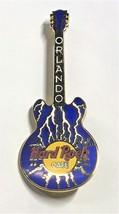 Hard Rock Cafe ORLANDO LIGHTNING Guitar Pin - $6.95