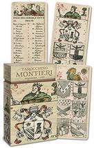 Tarocchino Montieri: Anima Antiqua [Cards] Montieri, Luigi - $34.95